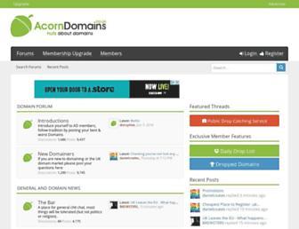 Thumbshot of Acorndomains.co.uk