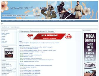 Thumbshot of Mov-world.net