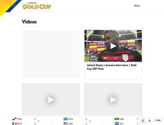 goldcup.org screenshot