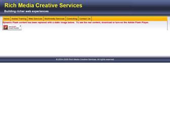 richmediacs.com screenshot