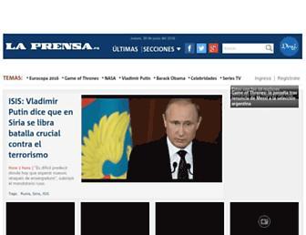 laprensa.peru.com screenshot