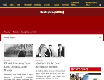 ruangpegawai.com screenshot