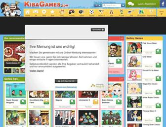 kibagames.com screenshot