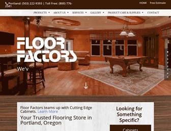 floorfactors.com screenshot