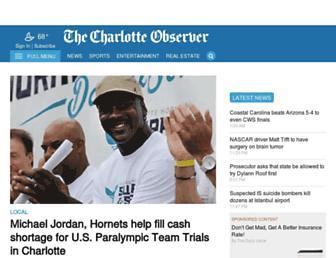 Thumbshot of Charlotte.com