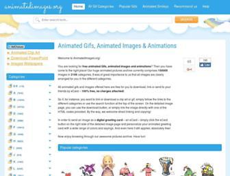 animatedimages.org screenshot