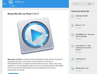 insmac.org screenshot