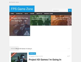 fpsgamezone.com screenshot