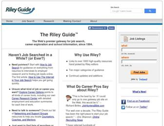Thumbshot of Rileyguide.com