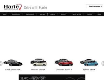 hartecars.com screenshot