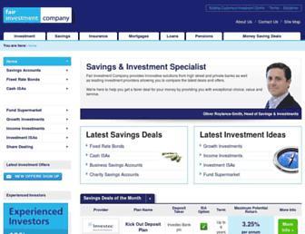 fairinvestment.co.uk screenshot