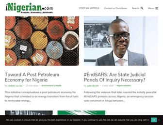 inigerian.com screenshot