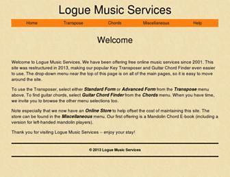 logue.net screenshot