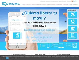 movical.net screenshot