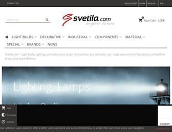 Thumbshot of Svetila.com