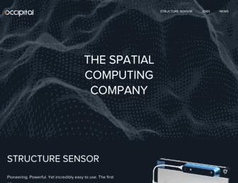 Thumbshot of Occipital.com
