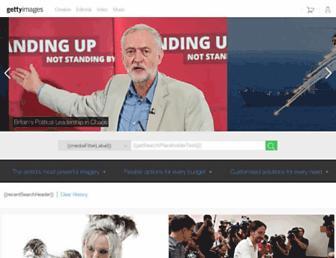 gettyimages.ca screenshot