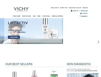 vichy.ca screenshot