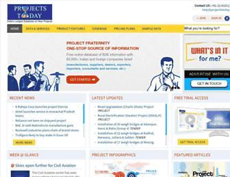 projectstoday.com screenshot