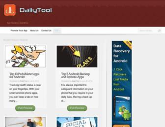 dailytool.com screenshot