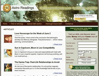 Thumbshot of Astro-readings.com