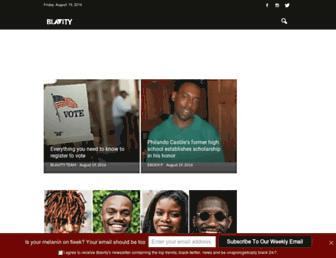 Thumbshot of Blavity.com