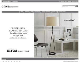 Thumbshot of Circalighting.com