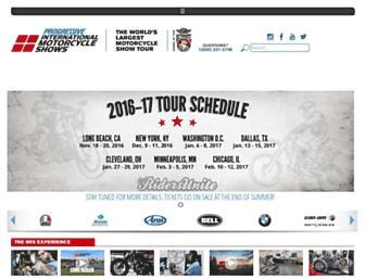 Thumbshot of Motorcycleshows.com