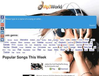music-paradise.ru screenshot
