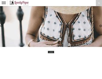 Thumbshot of Lovely-pepa.com