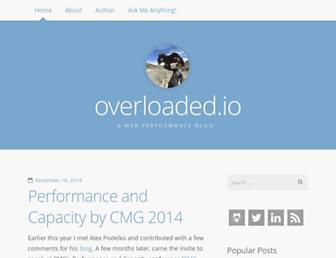 overloaded.io screenshot