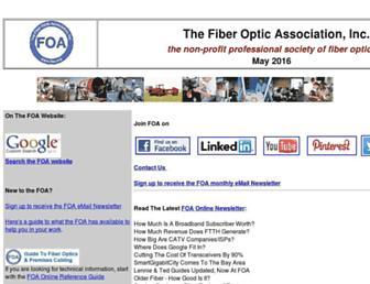 Thumbshot of Thefoa.org