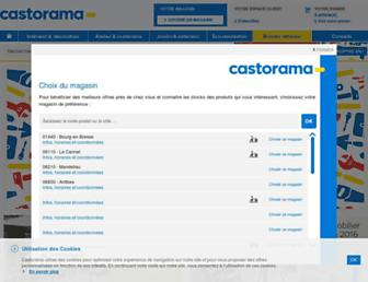 castorama.fr screenshot