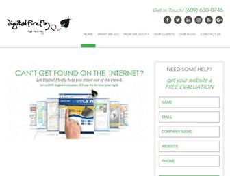 digitalfireflymarketing.com screenshot