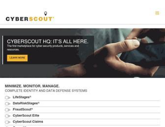 cyberscout.com screenshot