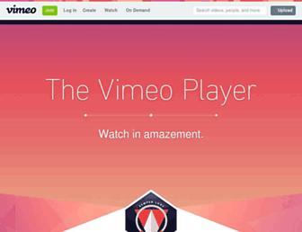 player.vimeo.com screenshot