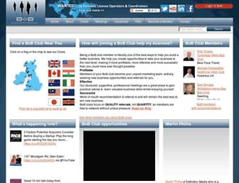 bobclubs.com screenshot