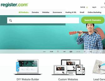 Thumbshot of Register.com