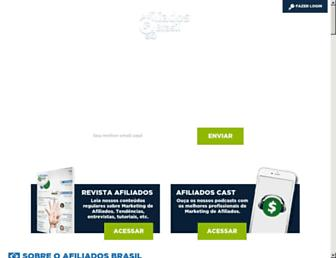 afiliadosbrasil.com.br screenshot