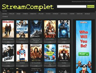 Thumbshot of Streamcomplet.com