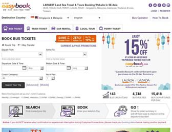 easybook.com screenshot