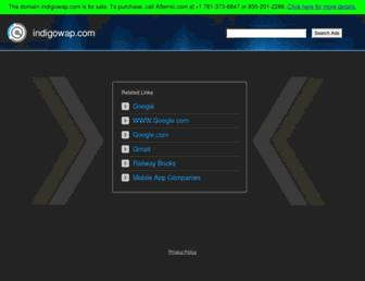 indigowap.com screenshot