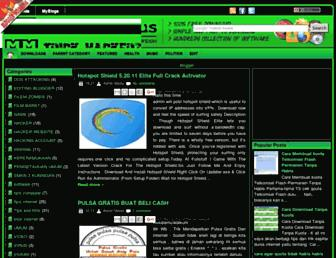 trick-hackerz.blogspot.com screenshot