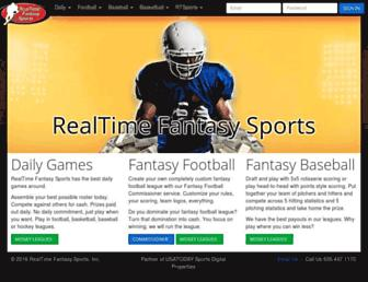 rtsports.com screenshot