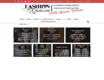 Thumbshot of Fashionghana.com