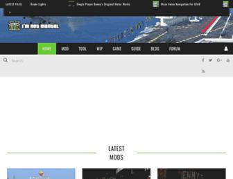imnotmental.com screenshot
