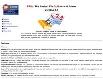 fastfilejoiner.com screenshot