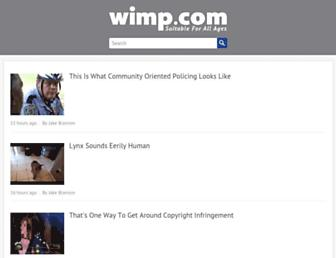 Thumbshot of Wimp.com