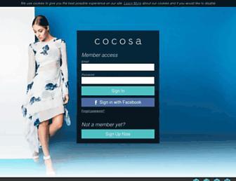Thumbshot of Cocosa.com