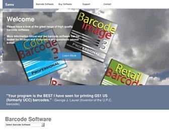 barcodemaking.com screenshot